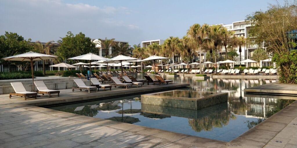 Hyatt Regency Danang Resort Pool 6