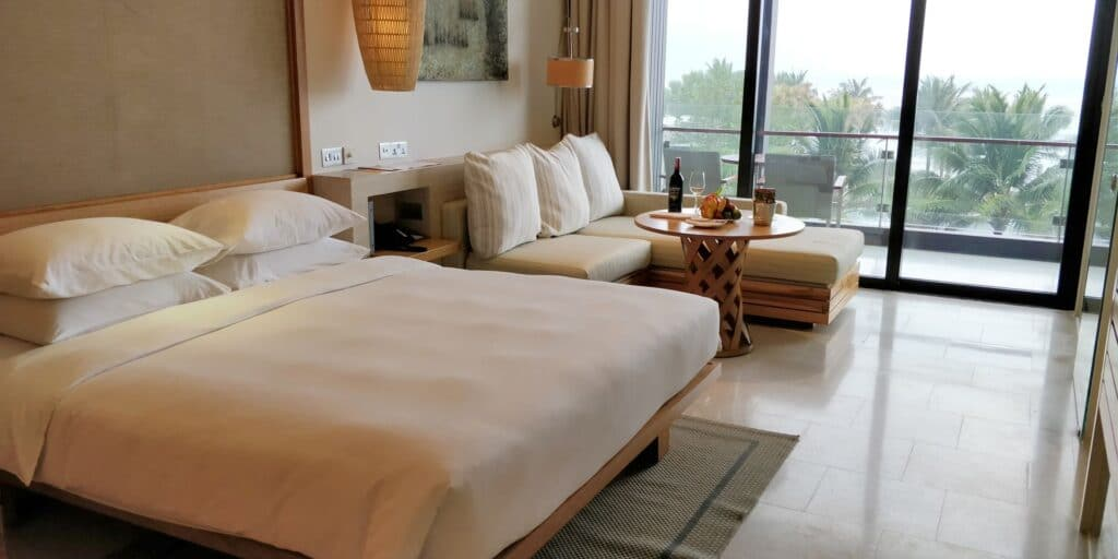 Hyatt Regency Danang Resort Zimmer 2