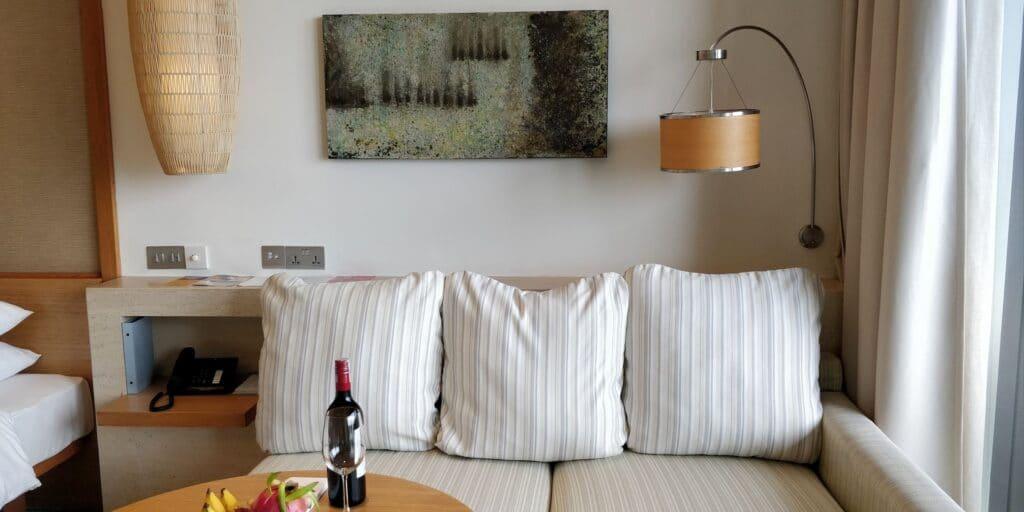 Hyatt Regency Danang Resort Zimmer 4