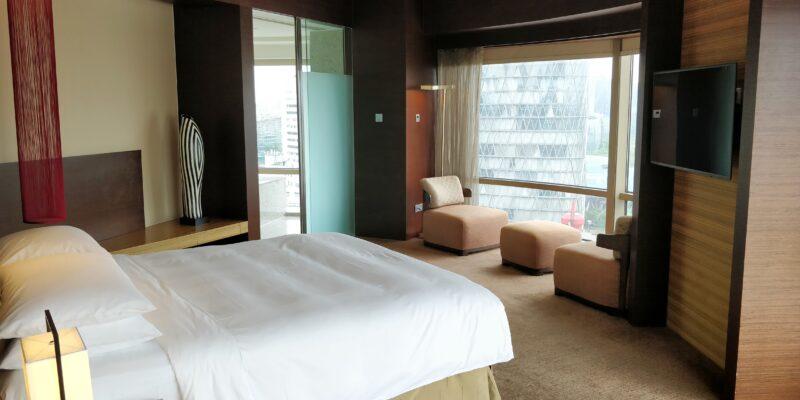 Hyatt On The Bund Shanghai Suite