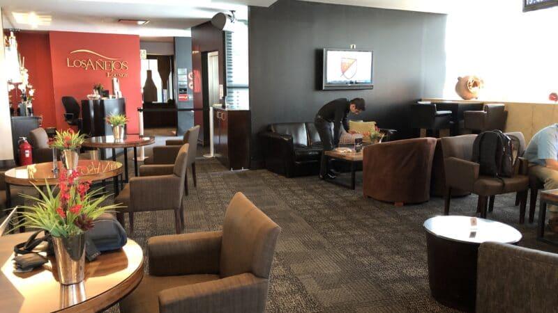 Los Anejos Lounge Guatemala City Lounge Bereich 2