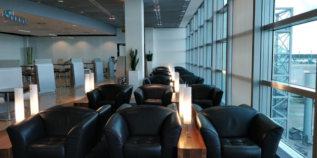 Lufthansa Senator Lounge Frankfurt C