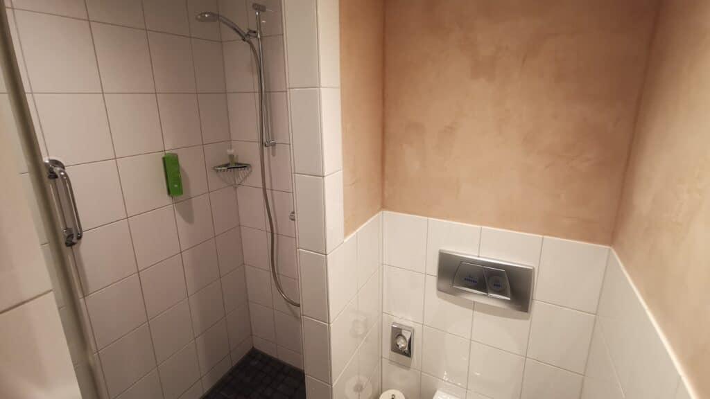 Mövenpick Hotel Münster Bad Toilette