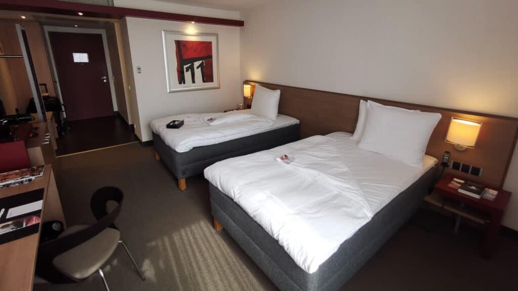 Mövenpick Hotel Münster Betten