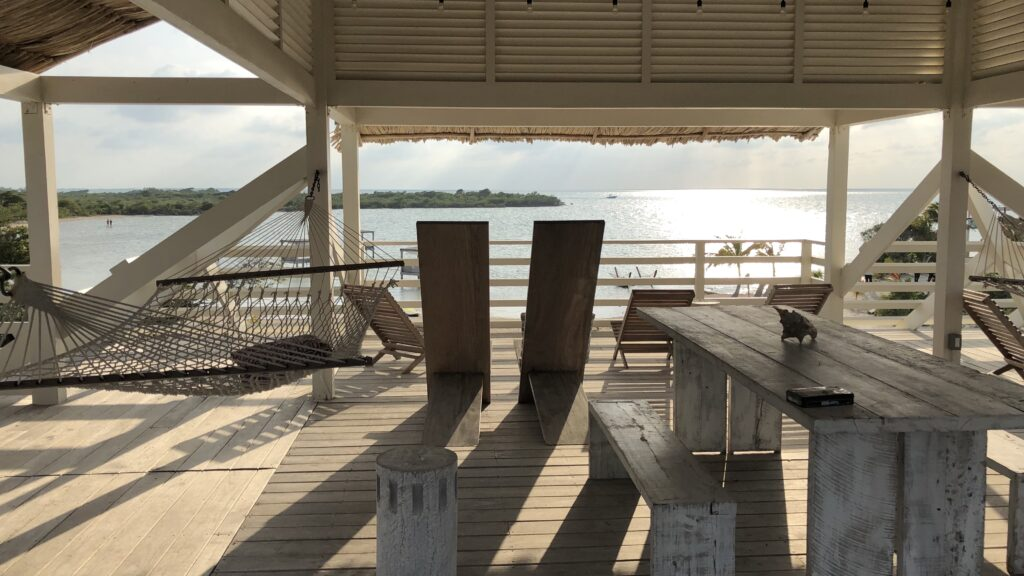 Mahogany Bay Resort Curio Collection By Hilton San Pedro Belize Beach Club Oben