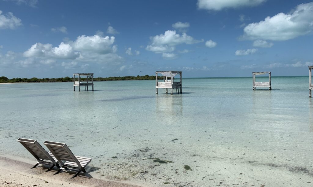 Mahogany Bay Resort Curio Collection By Hilton San Pedro Belize Beach