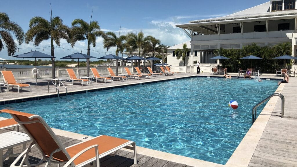 Mahogany Bay Resort Curio Collection By Hilton San Pedro Belize Pool 2