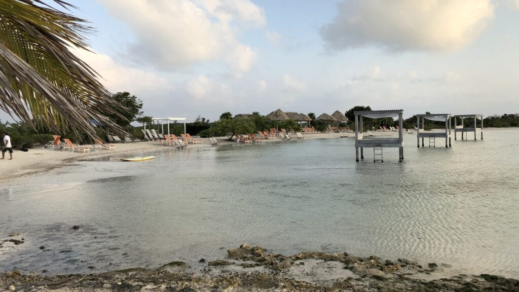 Mahogany Bay Resort Curio Collection By Hilton San Pedro Belize Strand