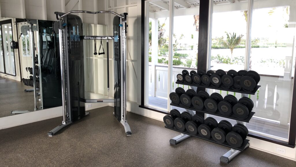Mahogany Bay Resort Curio Collection By Hilton San Pedro Gym 2