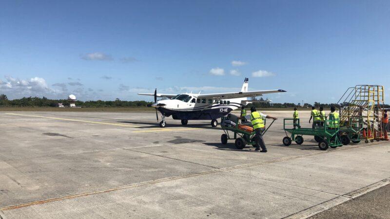 Maya Island Air Flugzeug 2