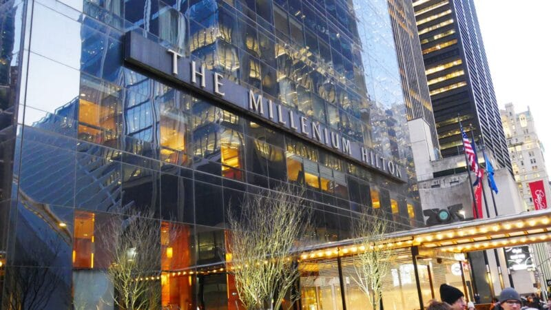 Millennium Hilton New York Downtown