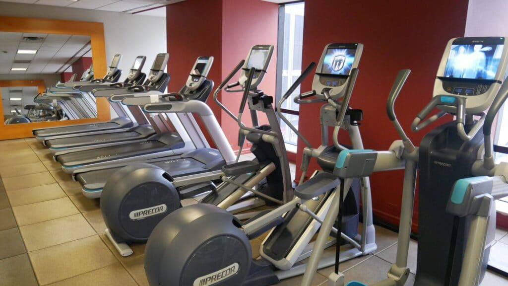 Millennium Hilton New York Downtown Fitness 1