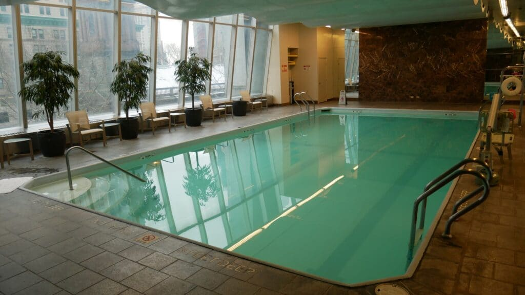 Millennium Hilton New York Downtown Pool