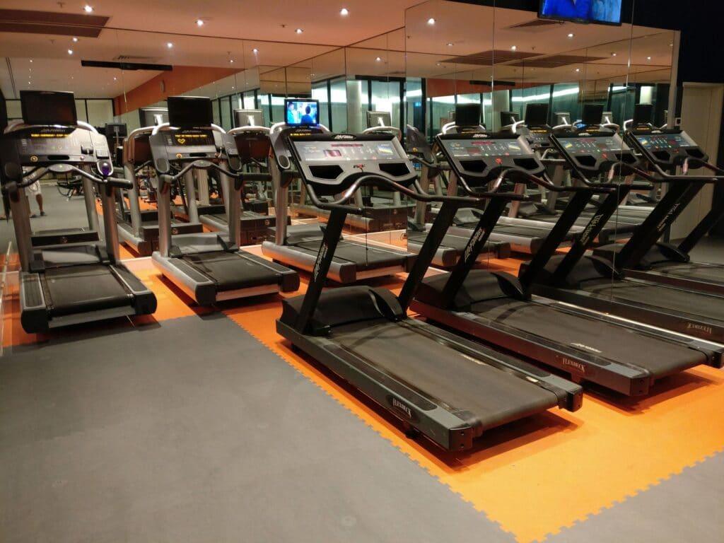 Pullman Melbourne Albert Park Fitness 2