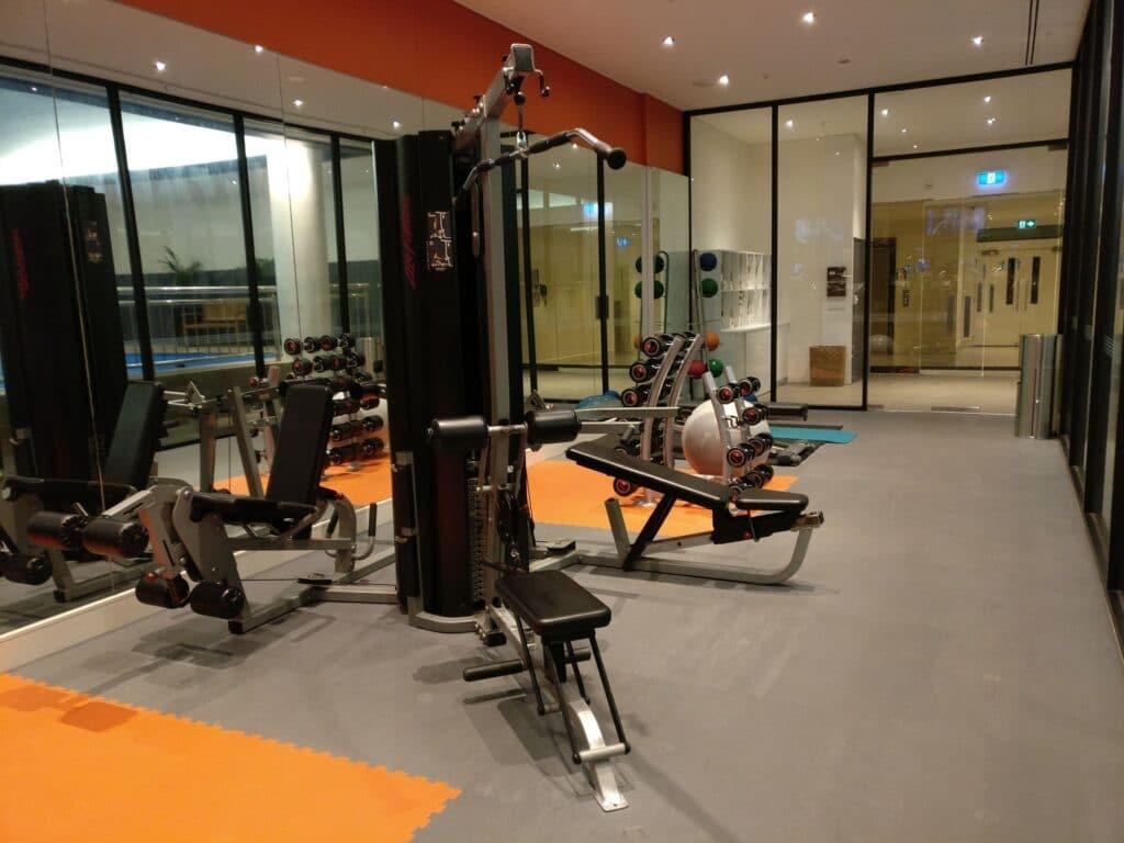 Pullman Melbourne Albert Park Fitness 3
