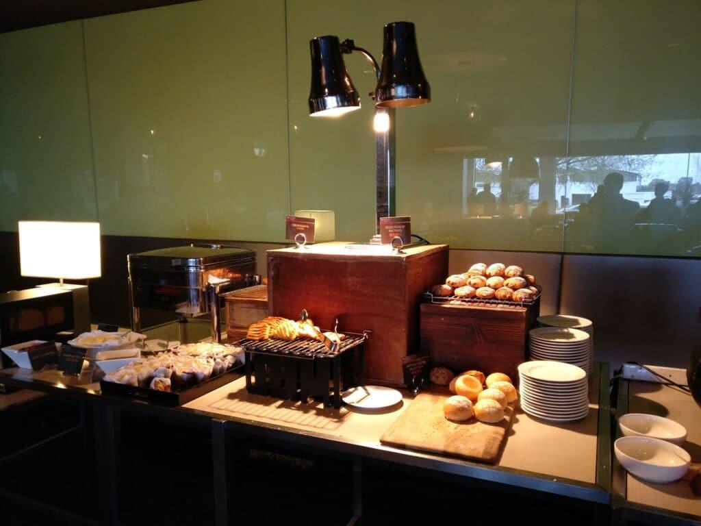 Pullman Melbourne Albert Park Frühstück 3