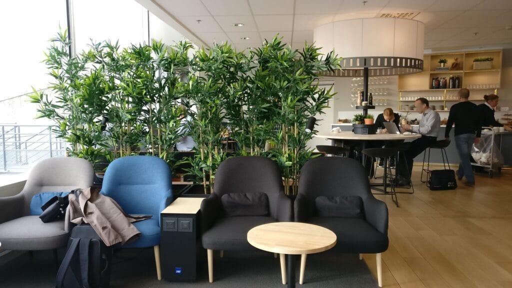 SAS Lounge Paris CDG 2
