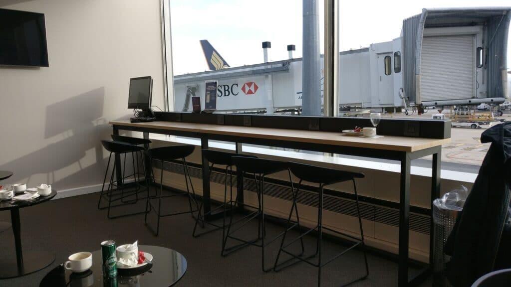 SAS Lounge Paris CDG 3