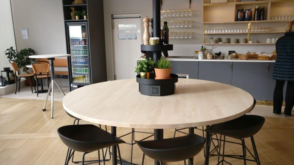 SAS Lounge Paris CDG 4