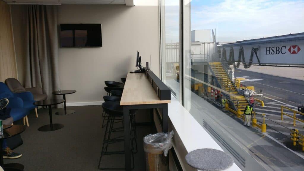 SAS Lounge Paris CDG Business Center