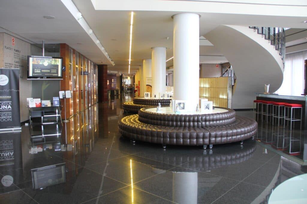 SH Valencia Palace Lobby