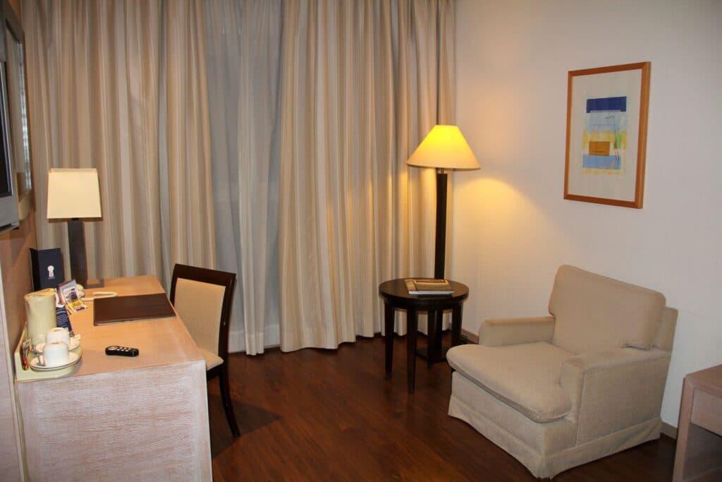 SH Valencia Palace Zimmer 5