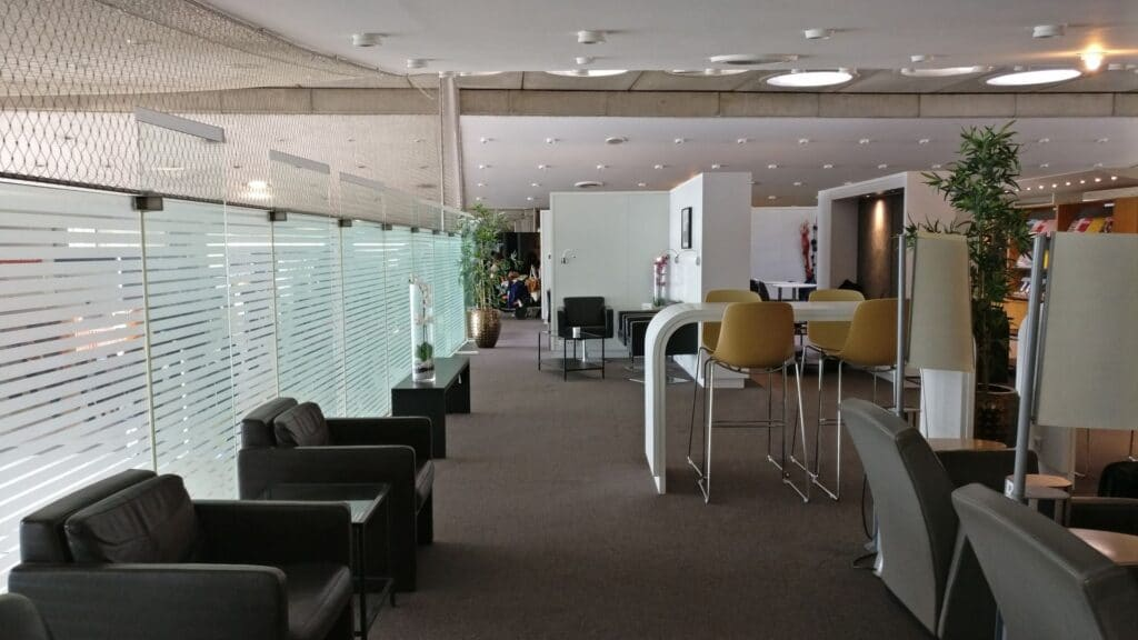Sheltair Lounge Paris CDG