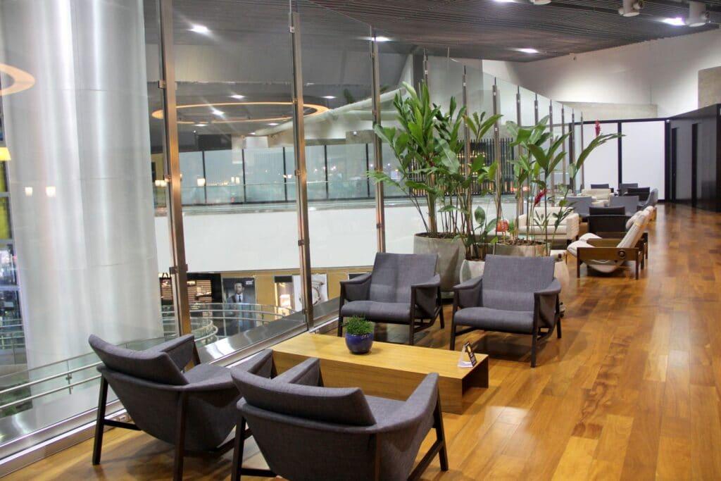Star Alliance Lounge Sao Paulo 2