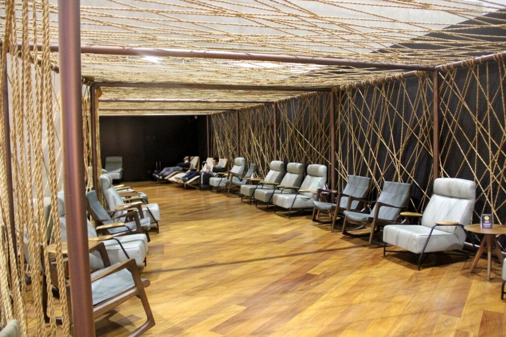 Star Alliance Lounge Sao Paulo 3