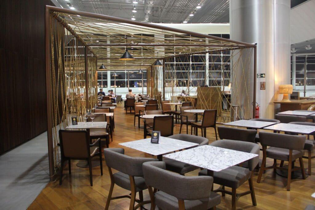 Star Alliance Lounge Sao Paulo 5