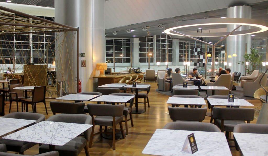 Star Alliance Lounge Sao Paulo 6