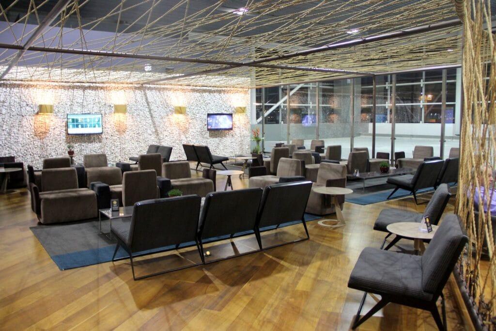 Star Alliance Lounge Sao Paulo 7