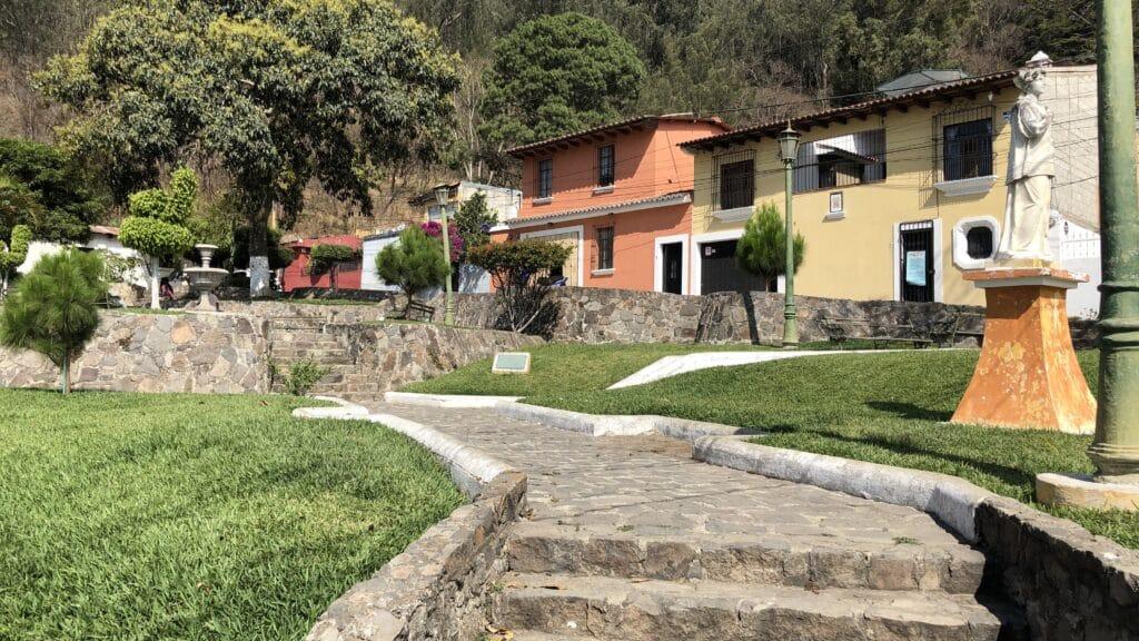 Antigua Guatemala Häuser