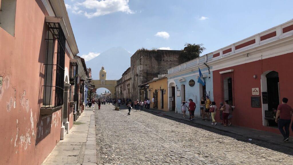 Antigua Guatemala Innenstadt
