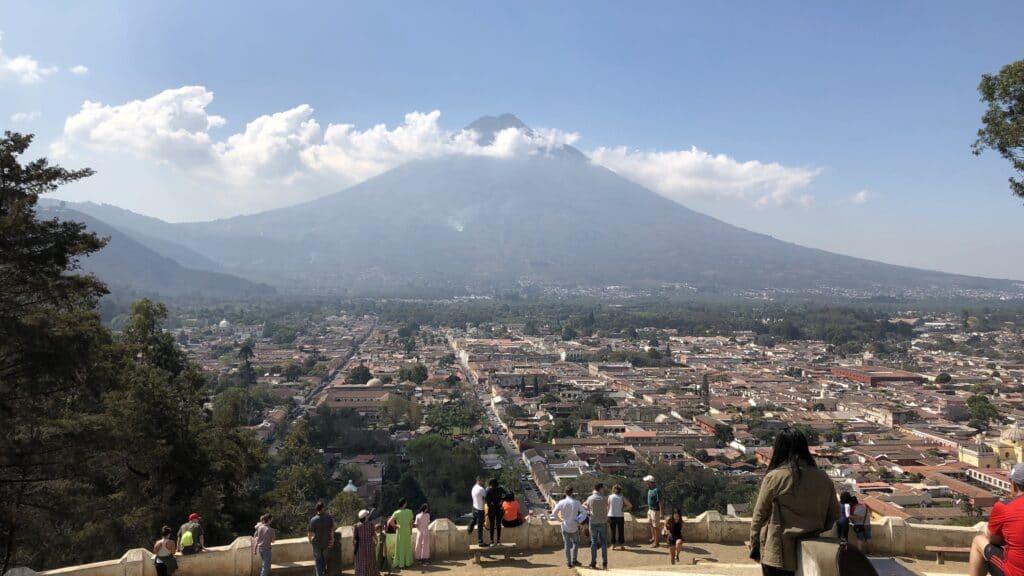 Antigua Guatemala Vulkan