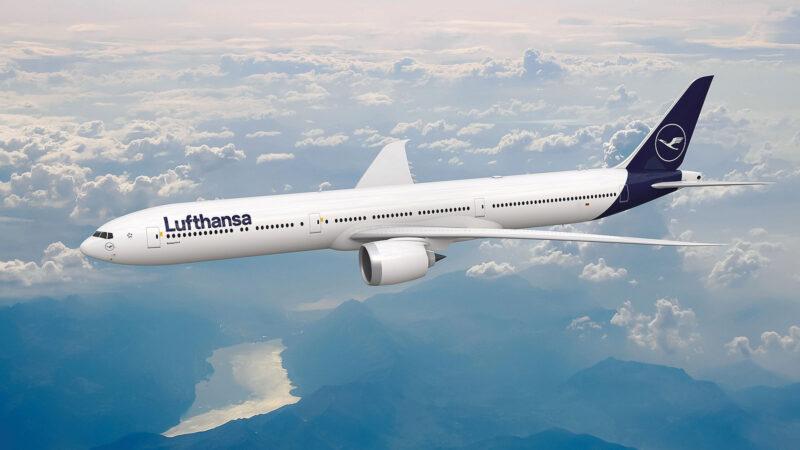 Lufthansa 777-9/777X