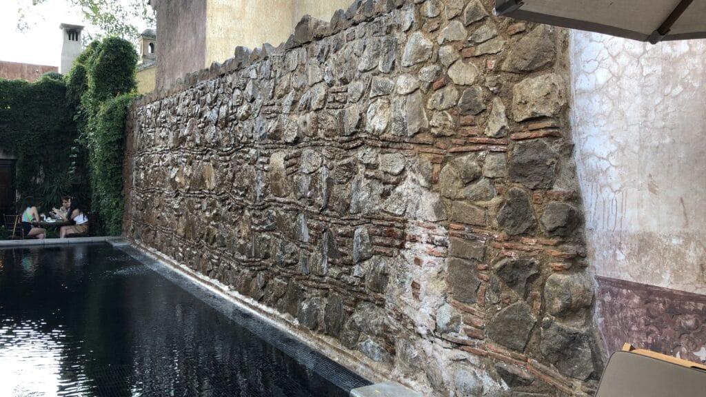 El Convento Boutique Hotel Antigua Guatemala Pool