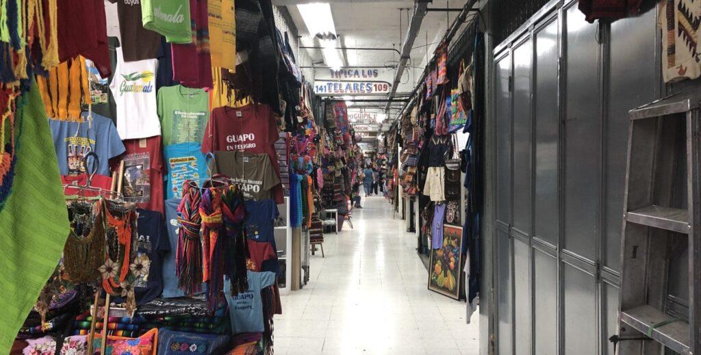 Guatemala City Markt