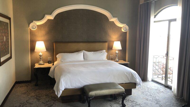 Hilton Guatemala City Bett