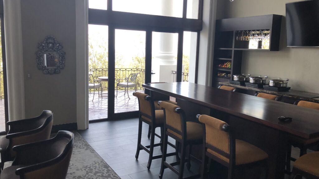 Hilton Guatemala City Executive Lounge