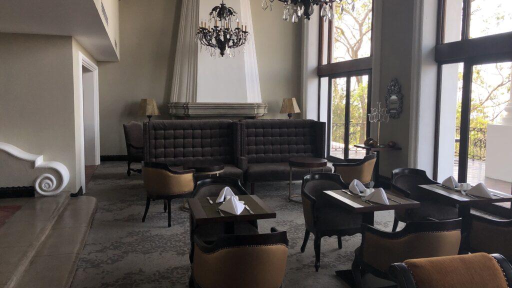 Hilton Guatemala City Executive Lounge 3