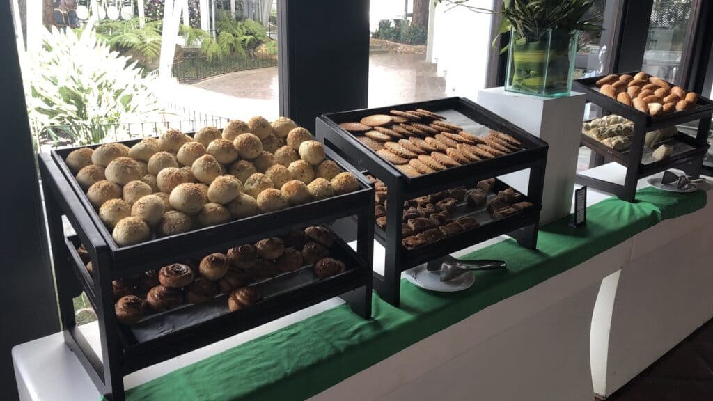 Hilton Guatemala City Frühstück 2