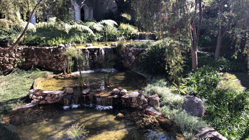 Hilton Guatemala City Gärten