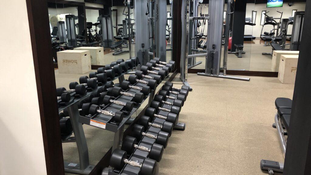 Hilton Guatemala City Gym 1