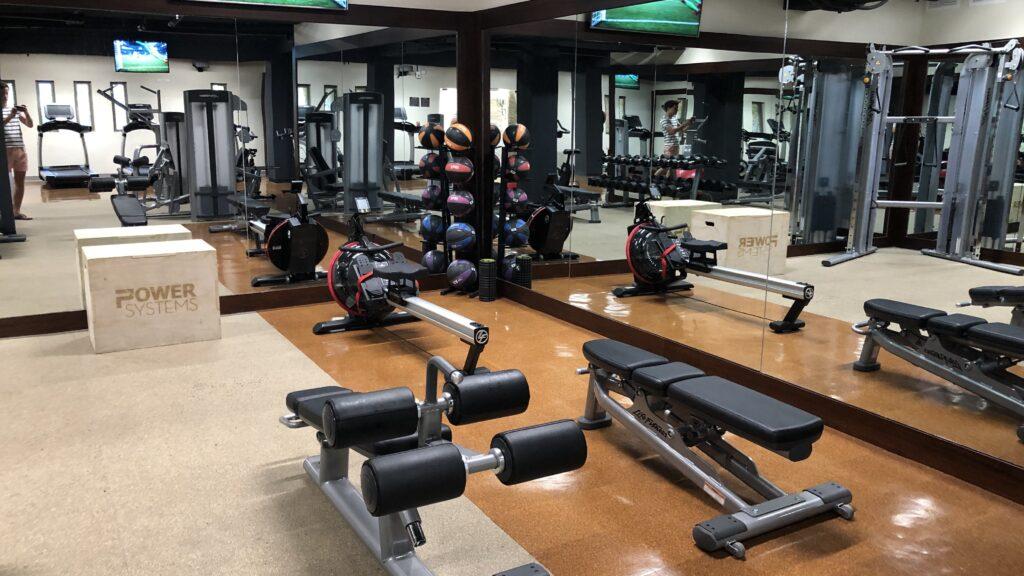 Hilton Guatemala City Gym 2
