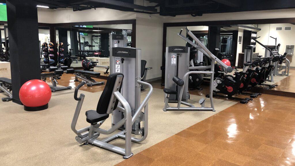Hilton Guatemala City Gym 3