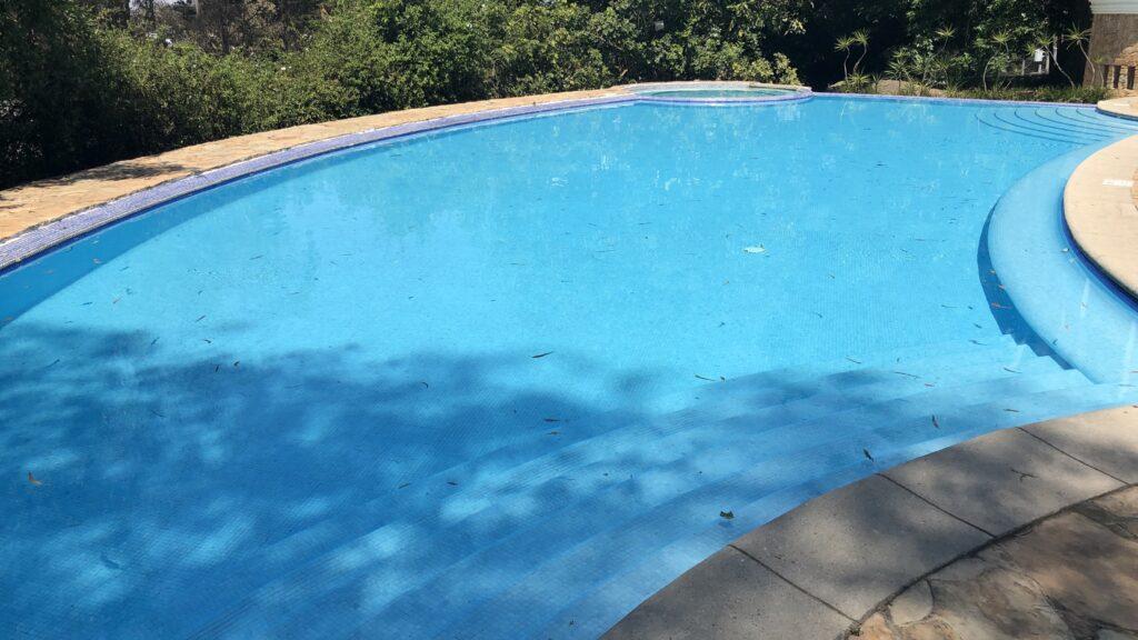 Hilton Guatemala City Pool 2