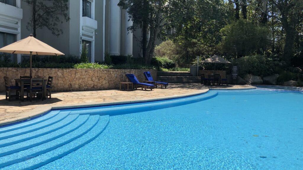 Hilton Guatemala City Pool 3