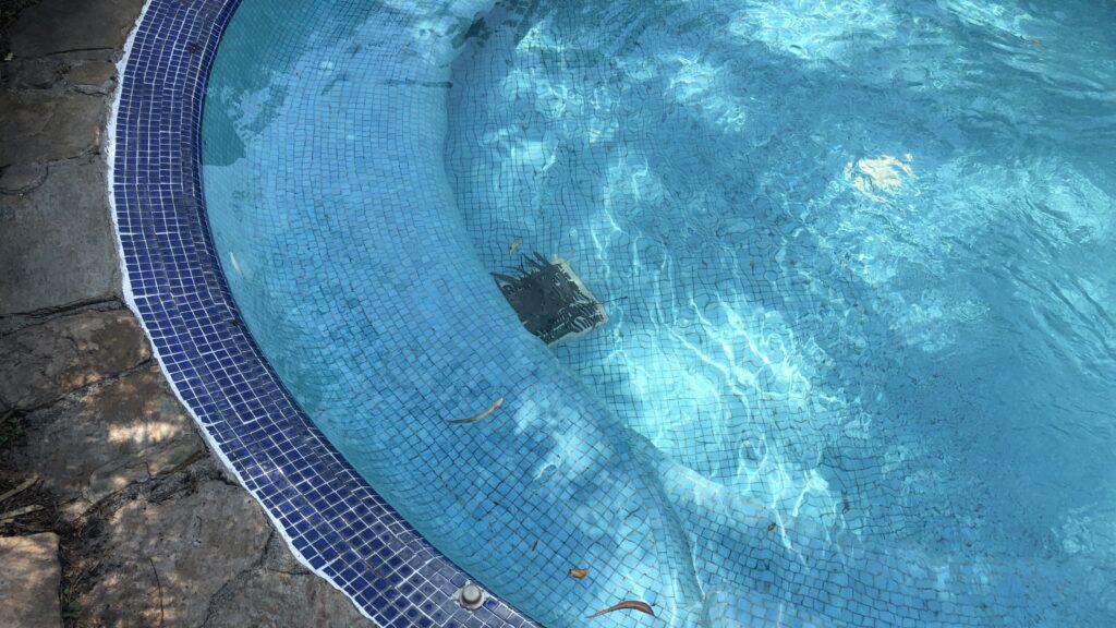 Hilton Guatemala City Pool Dreck