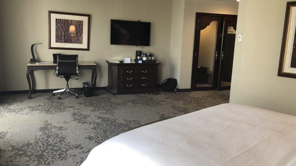 Hilton Guatemala City Zimmer 2